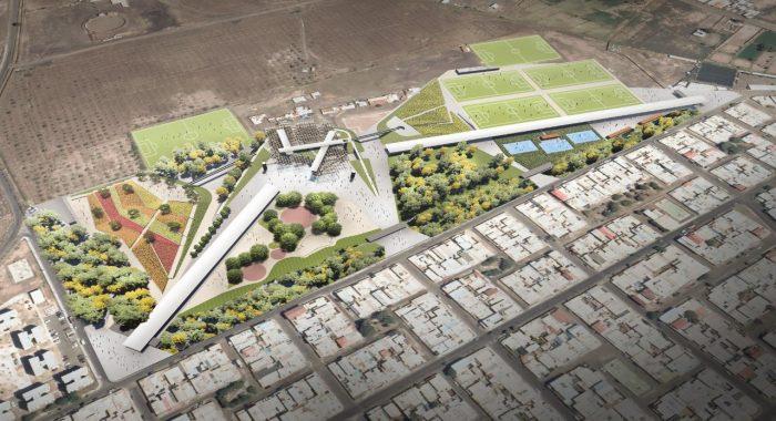 Calama: Llaman a licitación para construir el Parque Oasis y el Paseo Peatonal Independencia