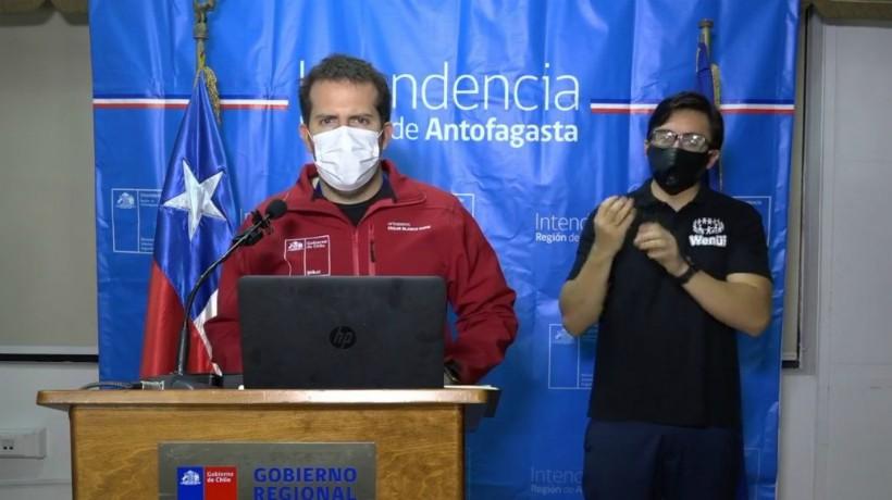 """Intendente de Antofagasta: Tuvimos más de un 48% de participación ciudadana en la región"""""""