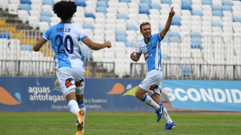 Importante triunfo: Deportes Antofagasta derroto a Cobresal y llega a la cima del campeonato nacional