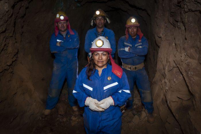 Los pequeños mineros aumentan en 14% sus ventas a Enami gracias a programas de fomento