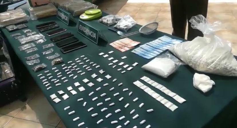 Antofagasta: Detienen a proveedor con más de 32 millones en drogas