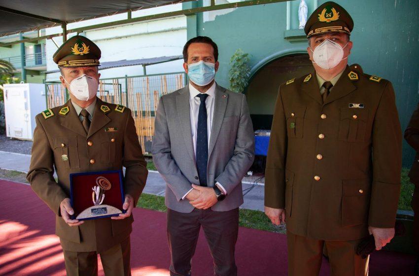 Asume nuevo Jefe de Zona de Carabineros en Antofagasta
