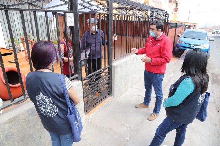 Comenzó segunda etapa de aplicación de encuesta CASEN en la Región de Antofagasta
