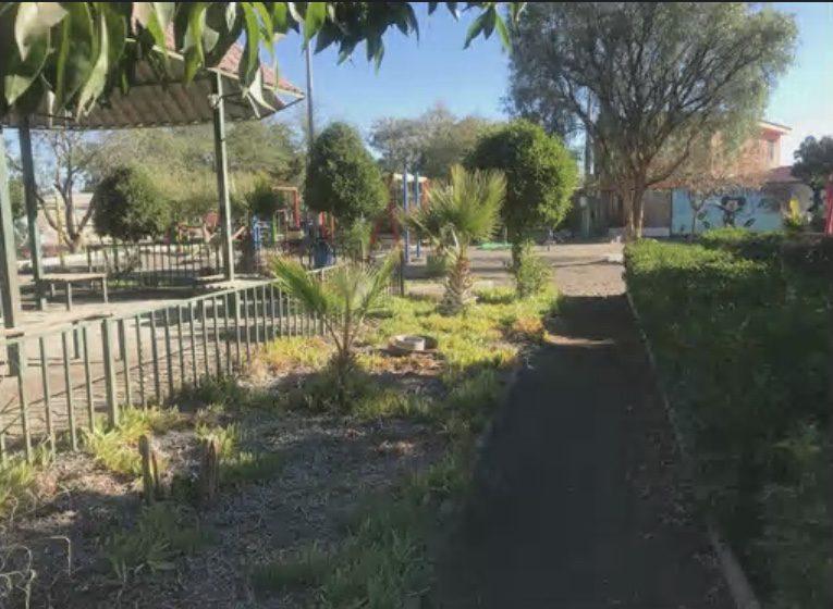 Municipio de Calama contará con subsidio para mantención de parques y áreas verdes