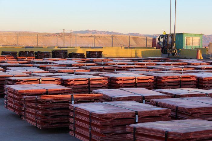 A US$3,31 llega la libra de cobre, convirtiéndose este en uno de sus mejores precios en los últimos años