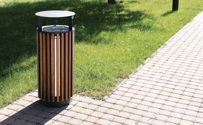 Antofagasta: instalarán 561 basureros en diversas calles de la ciudad