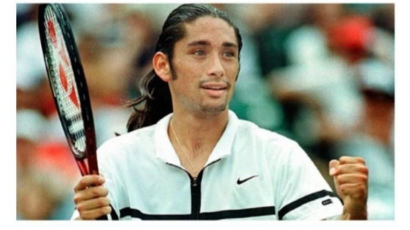 Subastan la raqueta de Marcelo Ríos para reunir fondos por trasplante de médula de tenista antofagastino
