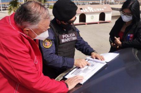 Gobernador de Antofagasta impulsa intervención del borde costero