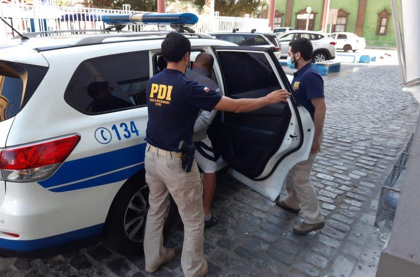 Antofagasta: Detienen al que sería culpable de asesinar a menor de 17 años