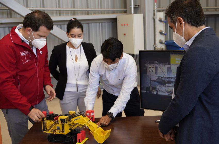 Corfo Antofagasta y Escondida | BHP firman acuerdo para acelerar emprendimientos dinámicos