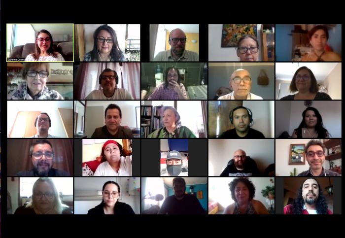 Seremi de las Culturas impulsa curso de gestión cultural para organizaciones culturales comunitarias de Antofagasta