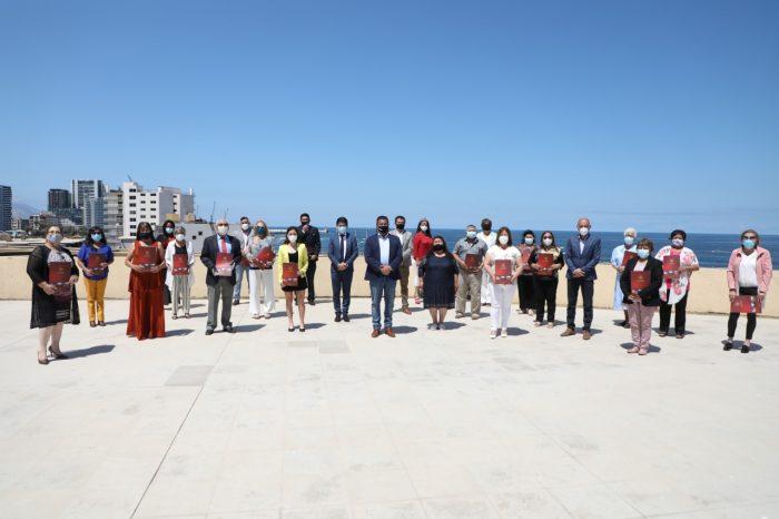 Antofagasta: 21 agrupaciones conformarán el Consejo de la Sociedad Civil 2021-2024