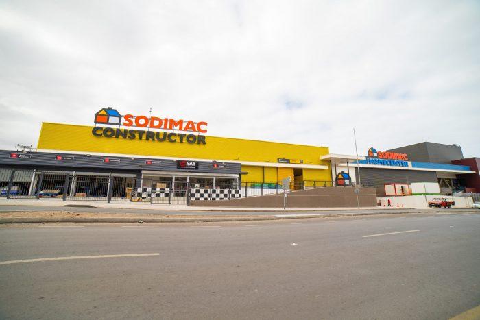 Sodimac ya abrió sus puertas en el nuevo mall de Antofagasta