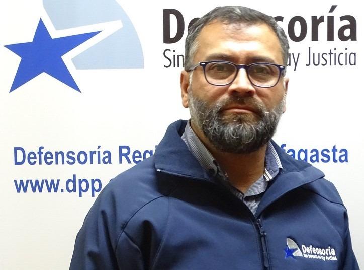 Ignacio Barrientos es el nuevo Defensor Regional de Antofagasta