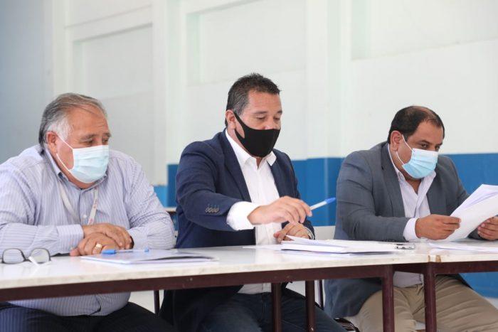 Alcalde Wilson Díaz descarta desvinculaciones en unidades educativas de la CMDS