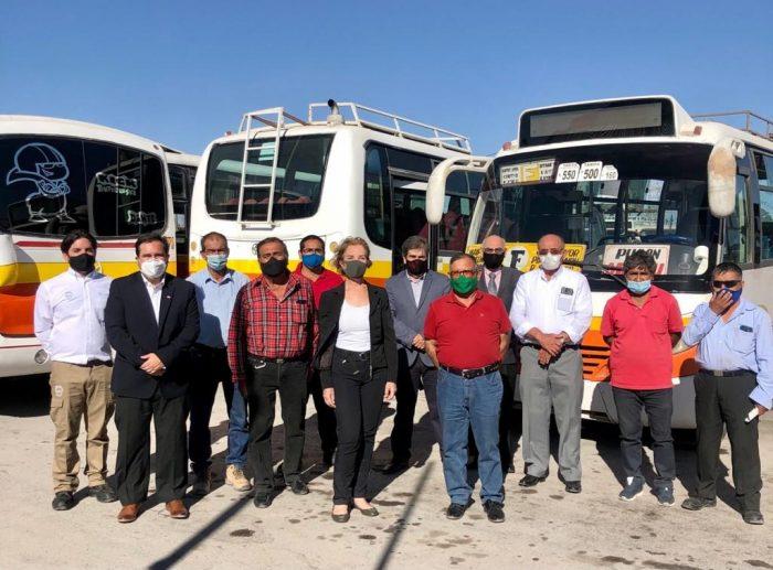 Ministerio amplió postulación al bono para transportistas