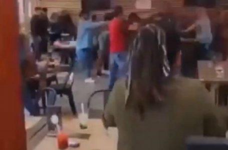 Brutal pelea se vivió en conocido bar de Antofagasta
