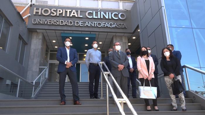 Hospital Clínico de Antofagasta contará con laboratorio digital odontológico de última generación