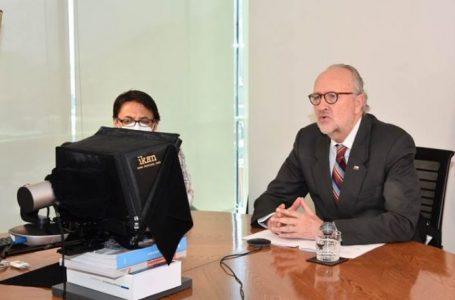 Ministro Prokurica impulsa la transferencia tecnológica de empresas alemanas a la minería chilena