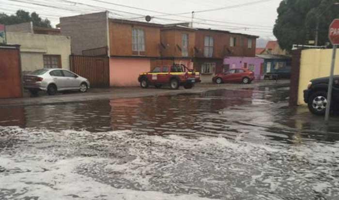 Municipalidad de Calama prepara Plan Preventivo para las lluvias estivales