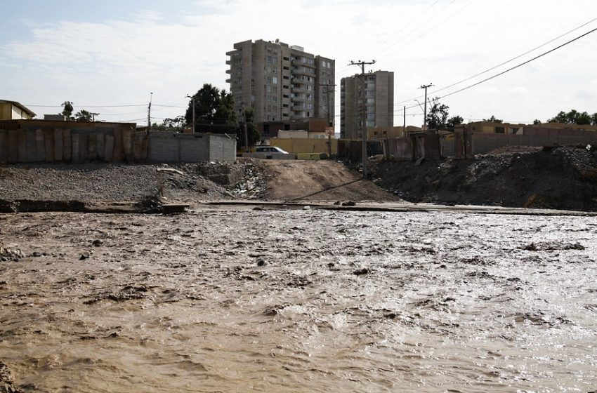 Alcalde de Calama convocó a Comité de Emergencia Comunal preventivo por lluvias estivales