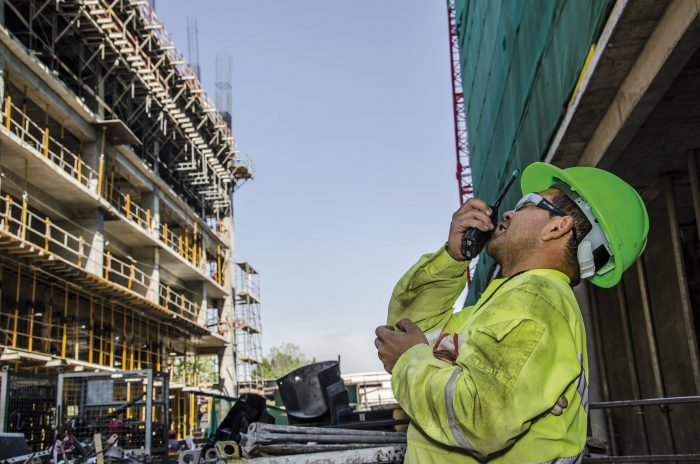 Aumento en la inversión en construcción generará 27 mil empleos en Antofagasta este año