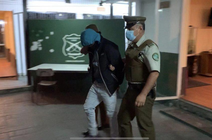 Colombiano es detenido como el sospechoso de asesinar a menor de edad en Mejillones
