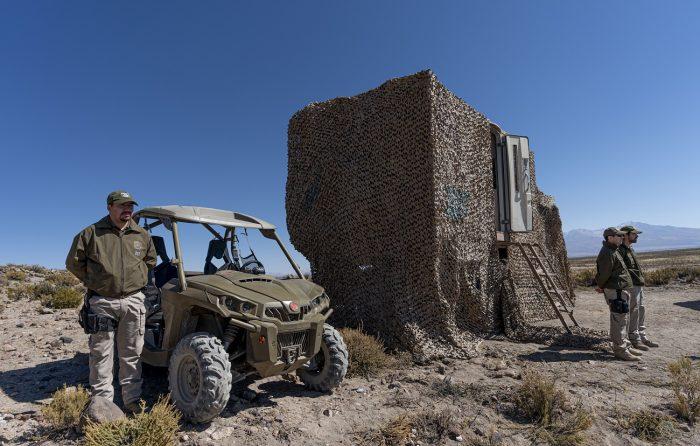 Fuerzas Armadas colaborarán en control migratorio ilegal en el norte de Chile