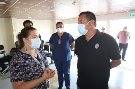 Activan atención de Urgencias no respiratorias las 24 horas en Cesfam Juan Pablo II de Antofagasta