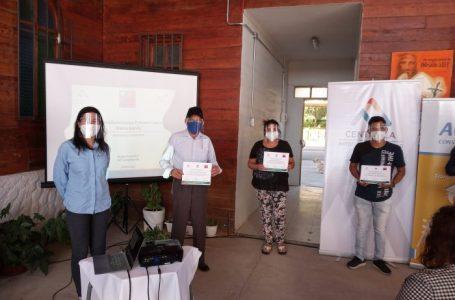 Empresas de Sierra Gorda finalizan exitosamente programa de fortalecimiento de proveedores locales