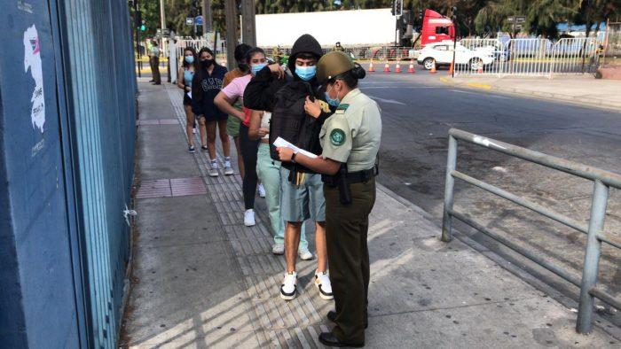 Autoridades realizaron positivo balance en la rendición de la Prueba de Transición en Antofagasta