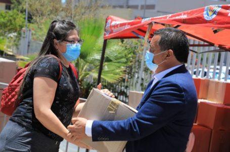 Municipio de Antofagasta aumenta gestiones de ayuda social tras incremento de casos