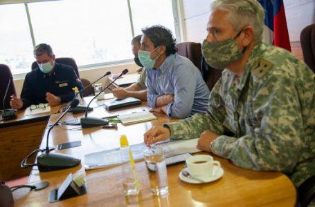 Intendentes de Antofagasta y Tarapacá coordinan acciones en materia de migración