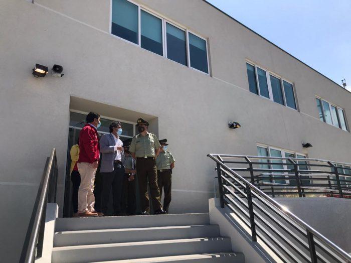 Gobierno hace entrega de moderno Cesfam a Carabineros de Antofagasta