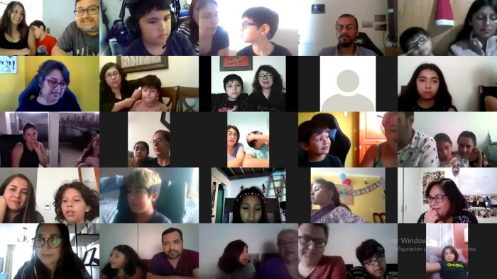 Niños y niñas aprendieron sobre programación en versión virtual del ViLTI SUMMER 2021