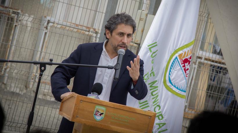 Rodrigo Saavedra es el nuevo Intendente de Antofagasta