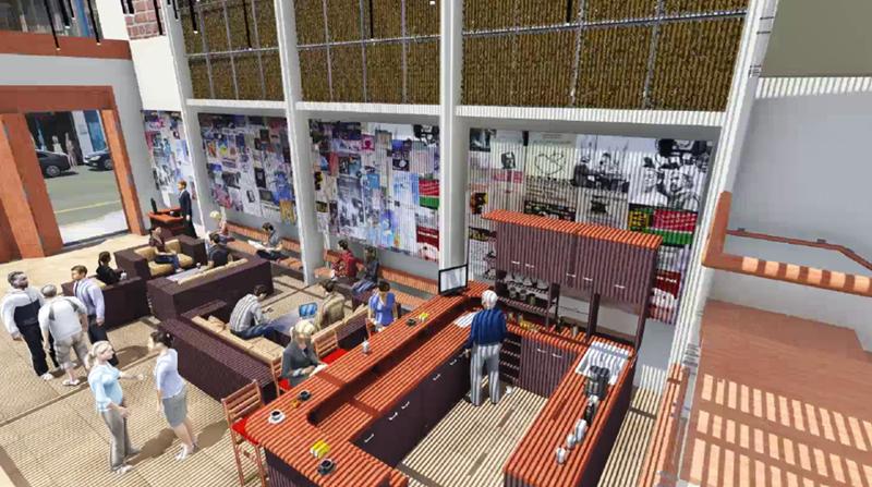 Universidad de Antofagasta valoró aprobación de ajuste al presupuesto para remodelación del Teatro Pedro de la Barra