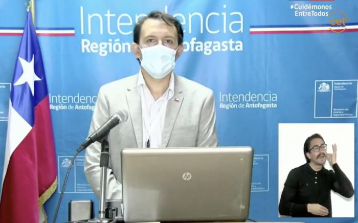 Gobierno aclara extensión de cuarentena en Antofagasta: «Las cifras no nos han acompañado»