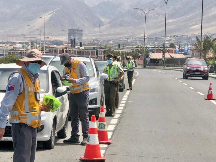 Confirman restricción vehicular en Antofagasta: Conoce aquí las excepciones a la prohibición