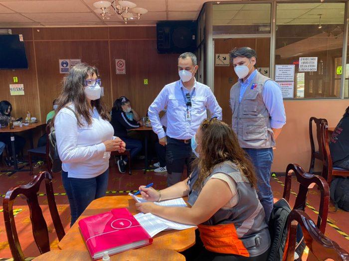 Dirección del Trabajo detecta incumplimientos a la normativa laboral y sanitaria en Calama