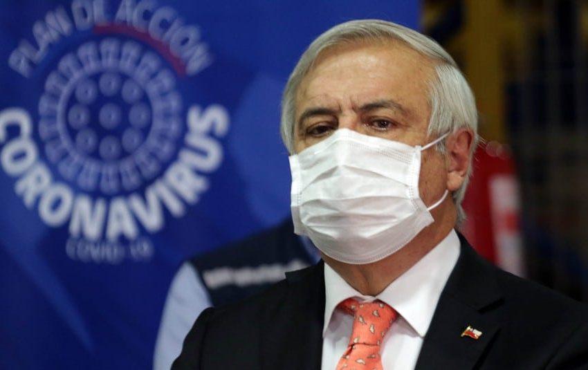 Exministro Mañalich se mostró en contra de las cuarentenas: «El confinamiento absoluto, es algo que ya no sirve»