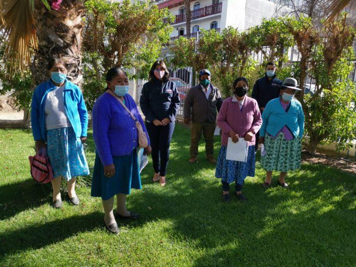 Más de 700 millones se destinan a proyectos de riego en la región de Antofagasta