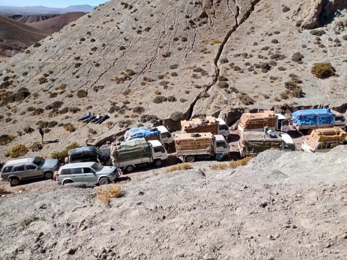 El Loa: Detectan gran contrabando de cigarrillos en la frontera con Bolivia