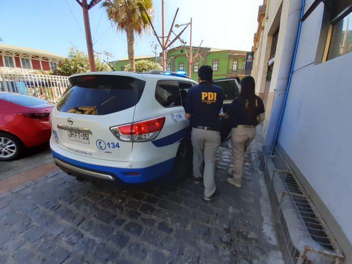 PDI detiene a sujeto de 39 por violación a menor en Antofagasta