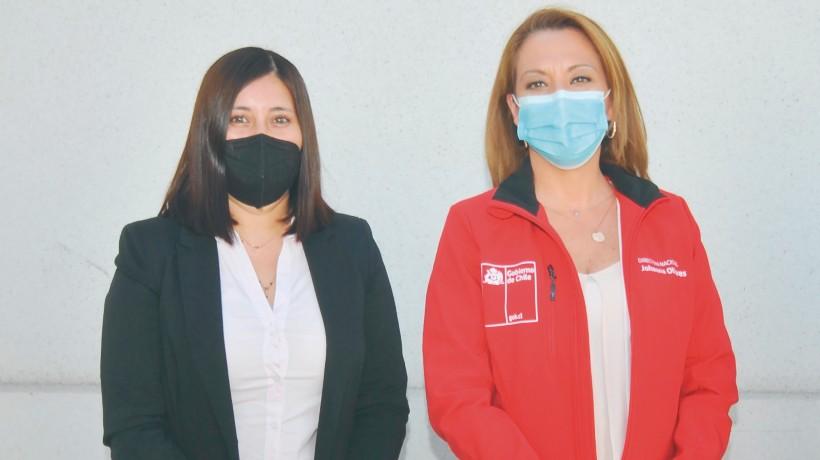 Pamela Astete es la nueva directora regional del SernamEG en la Región de Antofagasta