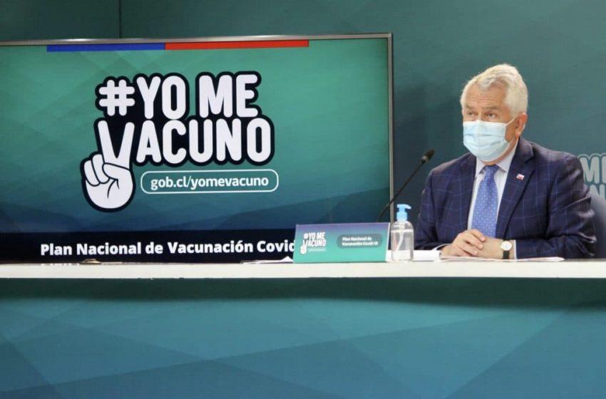 Profesores necesitarán demostrar su condición de profesor para ser vacunados contra el covid