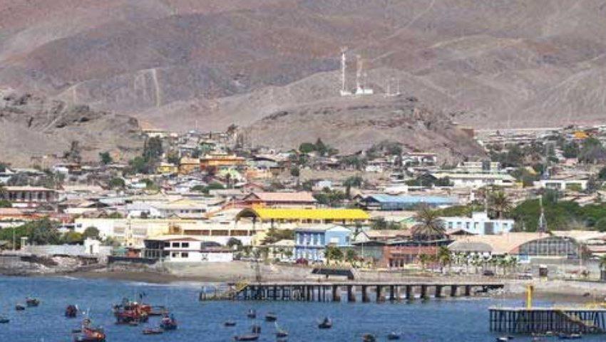 Más de una tonelada de huiro incautado en Taltal: Sujetos huyeron por el agua