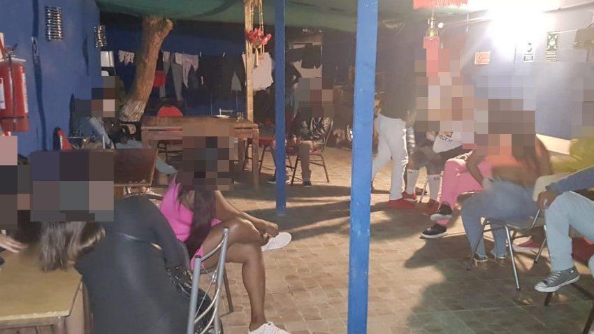 Calama: Carabineros sorprende clandestino de alcoholes