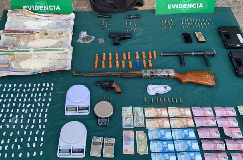 Joven de 16 años fue detenido luego de disparar a otro conductor en el norte de Antofagasta