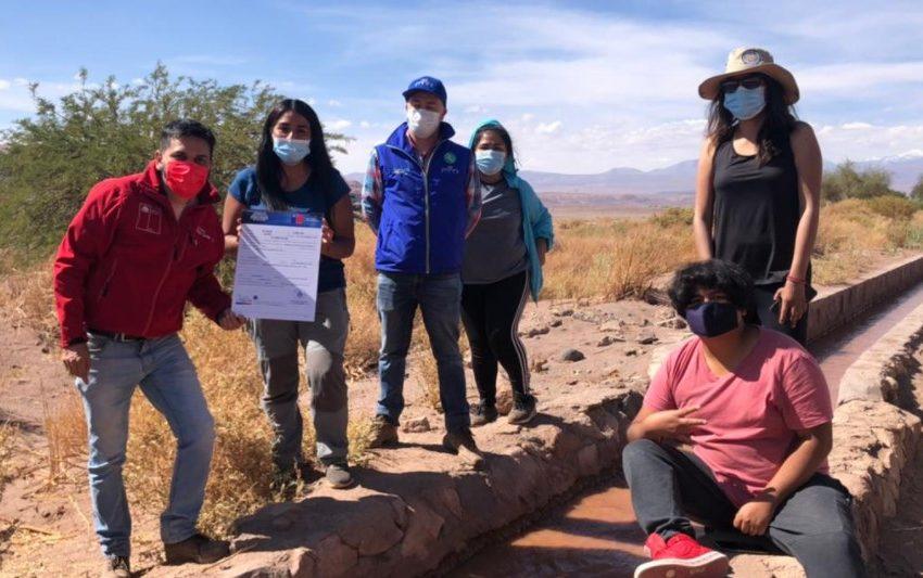 Más de 490 millones fueron otorgados a agricultores de San Pedro de Atacama